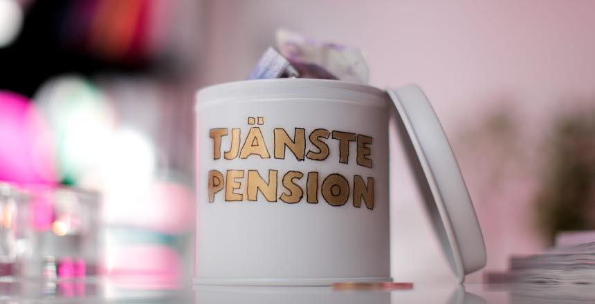 Darfor ar det viktigt med tjanstepension